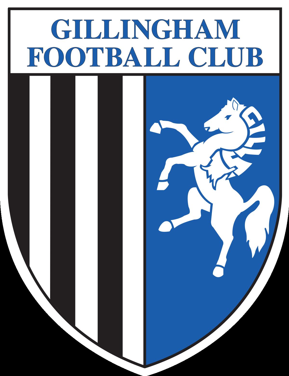 The Logo Of Gillingham Football Club