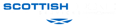 The Logo Of  Scottish Drone Services