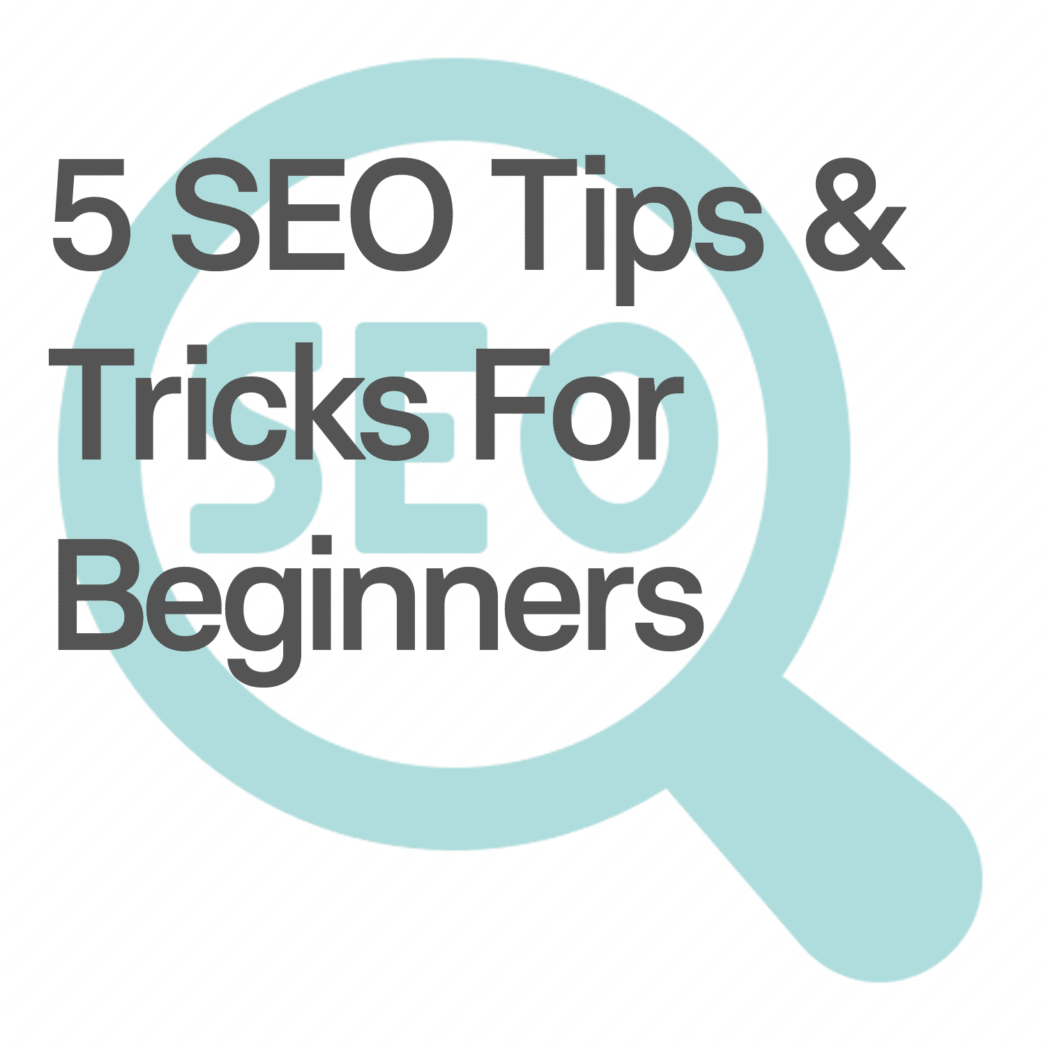 5 SEO tips and tricks for beginners 2